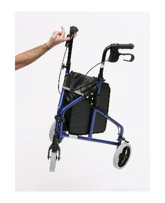 Drive Ultralight Aluminium Tri-Walker