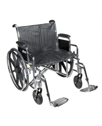 Drive Sentra manual self propelled wheelchair