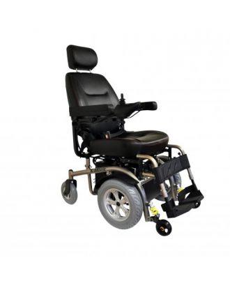 Kymco K-movie powerchair with captain seat