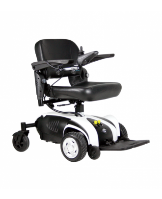Travelux Venture seat lift powerchair
