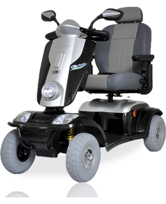 Kymco Maxi XLS road mobility scooter
