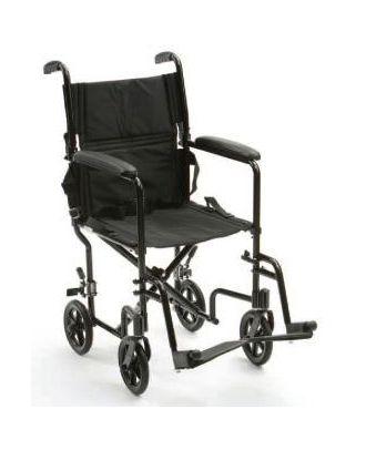 Drive Aluminium Travel Wheelchair lightweight
