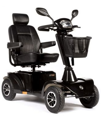Sterling S700 road mobility scooter