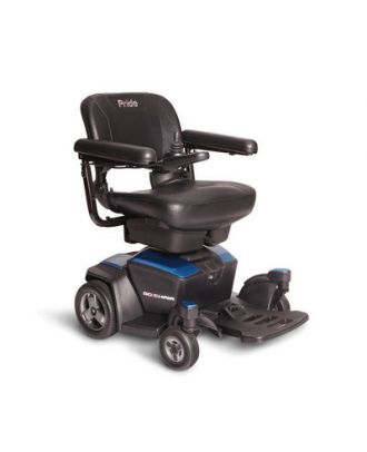 Pride Go Chair powerchair orange