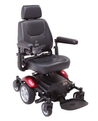 Rascal P327 Mini powerchair