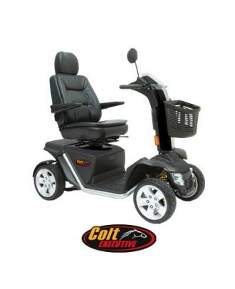 Pride Colt Executive large road mobility scooter