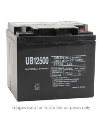 12v 75A/H Battery
