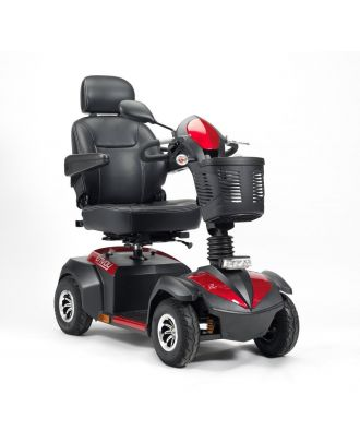 Envoy 8 Plus road mobility scooter