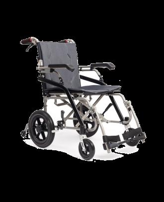 eFoldi Magnesium Transit Wheelchair