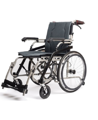 eFoldi Magnesium Self Propelled Wheelchair
