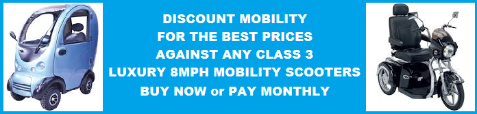 Luxury Mobility Scooters