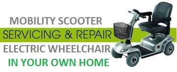 MOBILITY SCOOTER AND WHEELCHAIR SERVICE