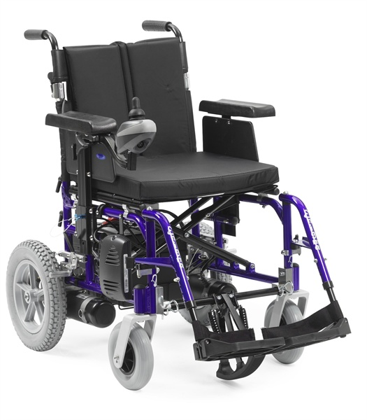 Powered And Electric Wheelchairs