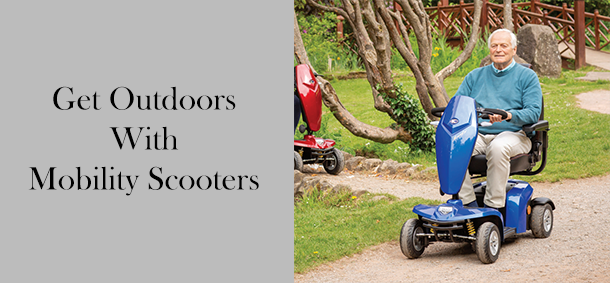 Mobility Scooters Category